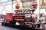 1000kw-4000kw Combustible Heavy Fuel Oil (HFO) Generator Sets