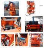 Prix de verrouillage hydrauliques de machine de bloc de brique de Sy1-10 Eco Lite