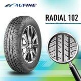 Neumático radial del coche del neumático de la polimerización en cadena del neumático del coche del verano con el etiquetado