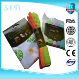 Paper Insert Card Cleaning Split Microfiber