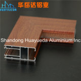 Aluminium van de Korrel van de Profielen/van de Vensters en van de Deuren van het aluminium het Houten