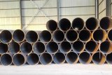 API 5L Psl1 X60, API 5L/ASTM A106 B, tubulação de aço L245 de LSAW
