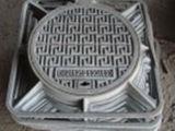 Tampa de câmara de visita Ductile personalizada OEM do ferro de molde