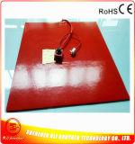 base Heated de 800*800*1.5mm para o calefator da borracha de silicone da impressora 3D