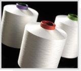 DTY polyester texturé arc-fil 100d / 144f, 50% SD 50% Cationic, RW