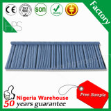 Tipo di legno mattonelle di scossa di vendita calda della Nigeria di tetto d'acciaio rivestite della pietra