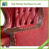Italien-Hauptmöbel-Gewebe Woodern Sofa für Verkauf (Juni)