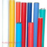 Feuille colorée solide de PVC/recouvrement opaque de PVC