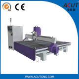 Puerta de madera que hace el ranurador del CNC / la máquina de madera del ranurador del CNC de los muebles
