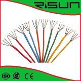 Câble LAN de réseau de passage de flet Cat5e UTP