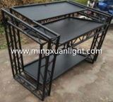 Im Freienstadiums-Leistungs-beweglicher faltender Binder DJ-Aluminiumstand