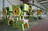 Машина давления силы J23-63t для пробивать отверстия стального листа