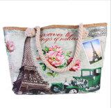 ヨーロッパおよびアメリカの景色のキャンバス袋