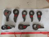 열쇠 구멍 상승과 열쇠 구멍 하락 강철을 수평하게 하는 것은 열쇠 구멍을 위조했다