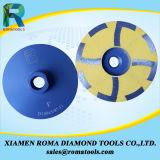 Romatools 다이아몬드 컵은 채워진 수지를 선회한다
