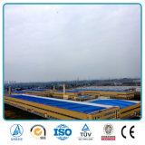 작업장을%s 주문 조립식 강철 구조물은 전 강철 건물을 건축했다