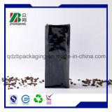 顧客の印刷(ZB277)を用いる個人化された白いクラフトの小麦粉のコーヒー砂糖の紙袋