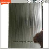 4-19m m templaron el vidrio grabado al agua fuerte ácido para los muebles, hotel, construcción, ducha, casa verde