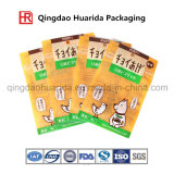 鮮やかな印刷を用いる製造業者の製造者の卸売の薄板にされたプラスチック食糧パッキング袋