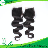 7A Grade Accessories Virgin indiano Human Hair Wig para Woman