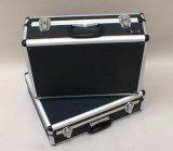Cassa di strumento di alluminio di stile di colore caldo del nero Bda-151