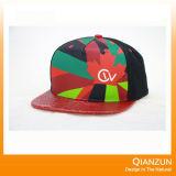 2016 gorras de béisbol planas del borde del nuevo diseño