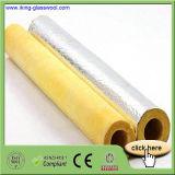 Tubo de lana de vidrio de aislamiento de alta calidad con SGS