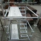Планка ремонтины Ringlock стальные/доска платформы с Contruction