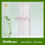 Porte imperméable à l'eau matérielle neuve de WPC pour la chambre à coucher de toilette (YM-024)