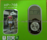 Le plus neuf bon mini Pedometer MP3 promotionnel (EP81)
