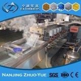 Granelli di plastica della vite gemellare del PVC TPR dell'unità di elaborazione che fanno macchina