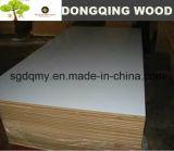 доска MDF меламина 20mm белая прокатанная для мебели
