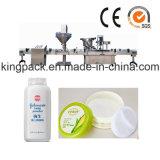 Chemischer Puder-Stangenbohrer-füllende Zeile/Puder-Verpackungsmaschine-Füllmaschine