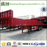 Seitliche Wand-LKW-Schlussteil-Ladung-Dienstschlußteil für Verkauf