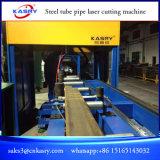 La machine de découpage de plasma de poutre en double T pour l'acier de construction rayonne des trous de boulon