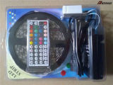 Volles Kit 5m/10m 5050 RGB LED Strip Light+Power Adapter+44 Key Remote China LED Strip Kit