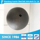Bola de pulido forjada del molino de bola con 55-65HRC