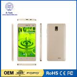 5.5 Android 5.1 3G Smartphone do Quad-Núcleo 720X1280 IPS da polegada Mtk6580
