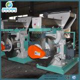 Fabbricazione professionale Sawdust Pellet Strumentazione automatica del laminatoio