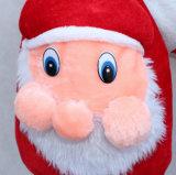 方法かわいいサンタクロースのビロードのクリスマス袋