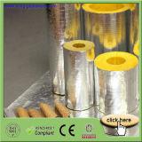 熱絶縁体25mmの厚さのグラスウールの管
