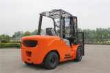 Forklift automático novo do diesel de 4 toneladas do Fork-Lift de China