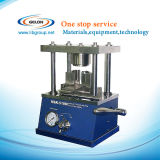 18650 pilhas do cilindro que frisam a máquina, máquina do frisador do aço inoxidável
