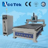 Router di CNC di Jinan Akm1530c2 Cheap con Auto Tool Changer per Wood Job