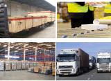 Agência de transporte da exportação