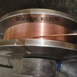 CO2 Solid Welding Wire mit JIS, Gl, LR