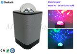 Altofalante mudado cor do altofalante do disco de Shenzhen Bluetooth/RGB