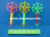 2017novely de plastic Stok van de Flits van het Stuk speelgoed, het Speelgoed van het Spel (1070601)