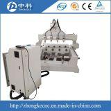 Macchina superiore del router di CNC di asse di vendita 4 della Cina