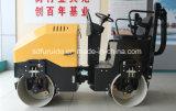 Klein Reiten-auf Straßen-Rollen-Verdichtungsgerät (FYL-880)